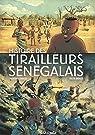 Histoire des tirailleurs sénégalais en BD par Chabaud