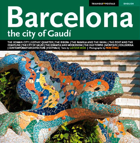 Barcelona: The city of gaudí (Sèrie 4) por Llàtzer Moix Puig