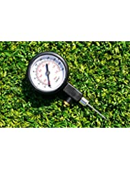 Ball Pressure Gauge Reader – check inflation levels of footballs – [Net World Sports]