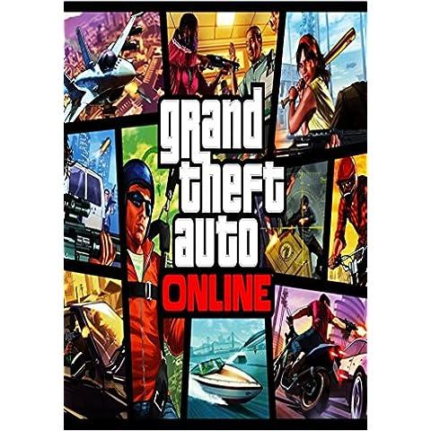 Grand Theft Auto V - GTA 5 Online Guide (English Edition)