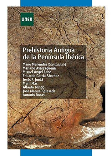 PREHISTORIA ANTIGUA DE LA PENÍNSULA IBÉRICA