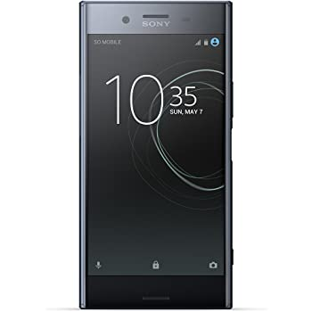 "Sony Xperia XZ Premium - Smartphone de 5.5"" (Qualcomm Snapdragon 835 2.45 GHz, Doble SIM, memoria interna de 64 GB, 4 GB de RAM, 4K, 4G, Android), color negro"