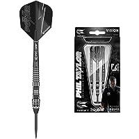 Target Darts Phil Taylor Power 8-Zero Schwarz 80% Wolfram Steeldarts-Set