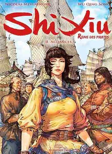 Shi Xiu (2) : Alliances