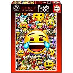 Educa Borrás Emoji Puzzle 1000 Piezas (17108)