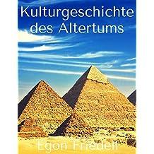 Kulturgeschichte des Altertums