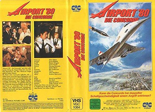 Airport 80 - Die Concorde [VHS]