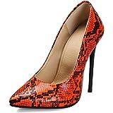 Zanpa Donne Moda Pumps Stiletto Heels Scarpe