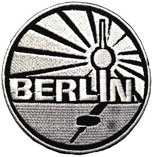 B2see Estribo Bandera Berlín Alemania–Parche