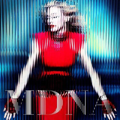 Madonna: MDNA (Audio CD)
