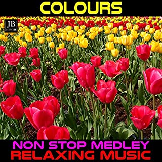 Colours Relax Medley: Club Arbath / Cosmic Wanderer / Cosmic / Fade Away/ Fight on Star / Go to Siberia / Happy Moon / Athmosphere / Living in Moskow / Mars the Mission / Moskow Morning / My Girl