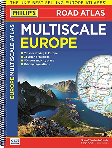 philips-multiscale-europe-2016-spiral-a3-road-atlas-europe