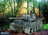 RC Char Heng Long 3818–1German Tiger I Pro Version de