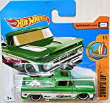 Best Chevy Trucks - 2017 Hot Wheels Surf's Up Custom '62 Chevy Review