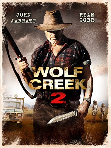 Wolf Creek 2 Cover