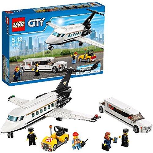 LEGO City - Aeropuerto, servicio VIP (6135722)
