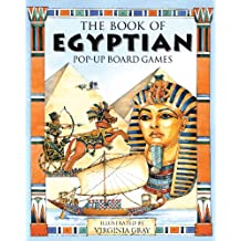 The Book of Egyptian Pop-up Board Games