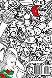 Soulagement du stress livre de coloriage taille de Voyage: Shakira, Eminem ....: Katy Perry, Rihanna, Justin Bieber, Michael Jackson, Taylor Swift, Bob Marley, Beyonce, Lady Gaga