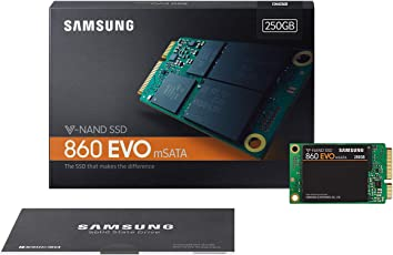 Samsung MZ-M6E1T0BW 860 Evo Interne SSD - 1TB