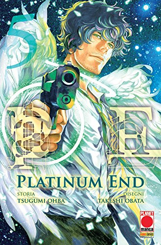 Platinum end: 5