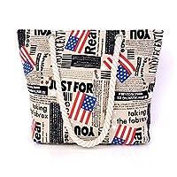 Wewod Fashion Shopping Bag Flag Carrier Bag For Shopper (Flag)
