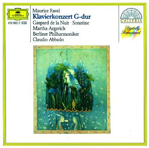 Ravel: Piano Concerto in G; Ga...