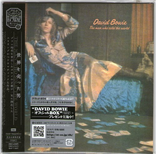 Man Who Sold World by David Bowie