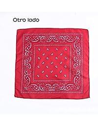45424eaea39 Amazon.fr   bandana rouge   Vêtements