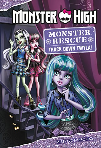 Image of Monster High: Monster Rescue: Track Down Twyla!