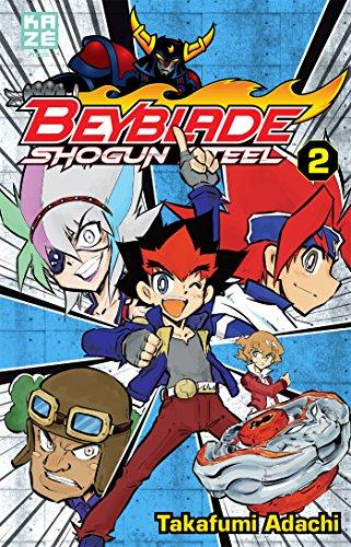 Beyblade Shogun Steel T02