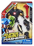 Marvel Avengers Super Hero Mashers Iron Man Figurina