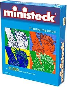 Ministeck Estatua de la Libertad, tableros, Aproximadamente 10,400 Piezas y Accesorios