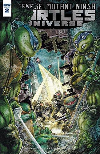 Teenage Mutant Ninja Turtles Universe #2 (English Edition ...