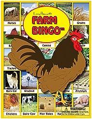 Farm Bingo Game by Lucy Hammett Games
