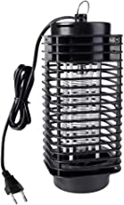 Aspiredeal Portable Electric Bug Zapper Mosquito Killer Lamp LED Light Insect Trap 220v EU Plug