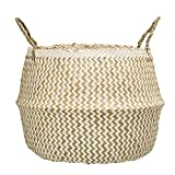 Bloomingville Basket, Nature, Seagrass Ø42xH34 cm
