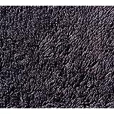 harti PromoLine Duschtuch JADE 70x140cm graphit Extra flauschige schwere Qualität - 600g/m² erhältlich auch als Gästetuch Sporthandtuch Duschtuch Saunatuch Badetuch und Liegentuch / Strandtuch