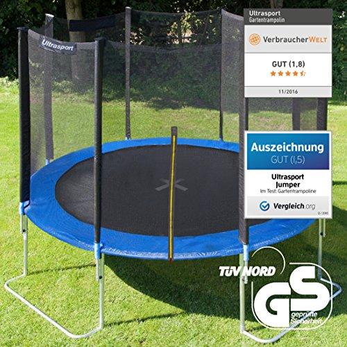 Ultrasport Gartentrampolin Jumper - 2