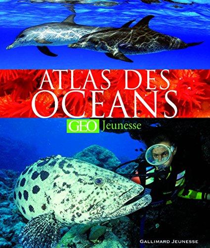 Atlas des océans par John Wodward