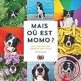 Mais où est Momo ? : un livre où l'on cherche son chien | Knapp, Andrew (1982-....). Auteur