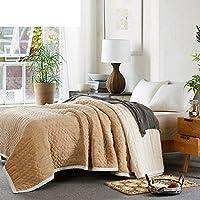 mantas sábanas/doble frazada/manta gruesa aire acondicionado/manta/mantas de invierno