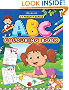 #8: My Activity- ABC Colouring Book