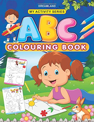 My Activity- ABC Colouring Book