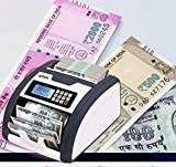 #6: Intex Cash Currency/ Money / Note Counting Machine With Fake Note Detector & LCD Display
