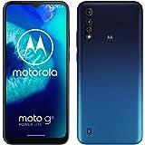 Motorola Moto G8 Power Lite - Smartphone 64 GB, 4 GB RAM, Dual Sim, Blå