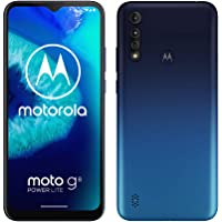 motorola Moto G8 Power Lite - Smartphone 64GB, 4GB RAM, Dual SIM, Royal Blue