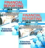 Financial Reporting with Ind AS & Accounting Standards Set of 2 Vol For CA - Final Applicable For May 2017 Exams