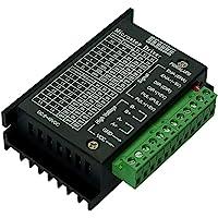 COVVY TB6600 4A DC 9-42V Stepper Motor Driver CNC Controller 32 Segments 2/4 Phase Hybrid Stepper Motor Driver Board