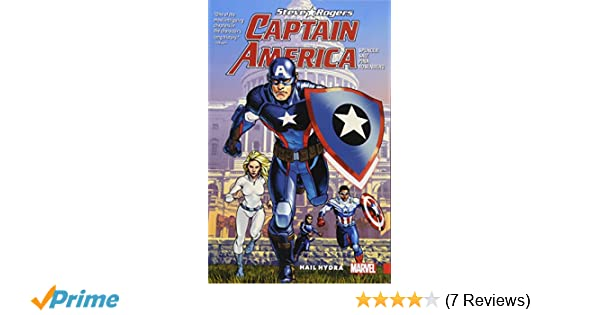 Captain America: Steve Rogers Vol  1 - Hail Hydra (Captain America