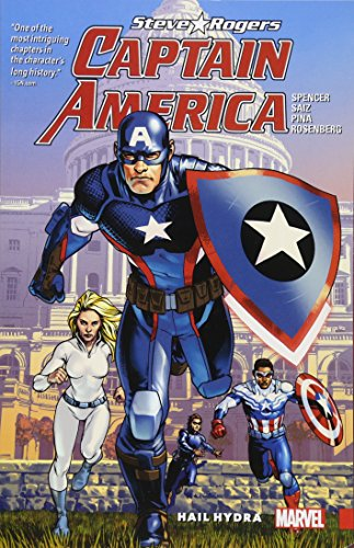 Captain America: Steve Rogers Vol. 1 - Hail Hydra (Captain America (Paperback))